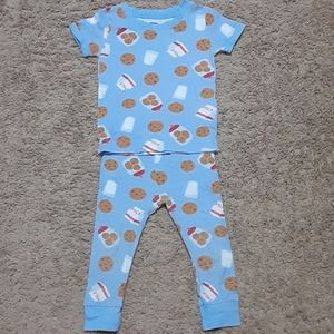 Baby boy Old navy pajamas